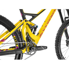 Mondraker Dune Carbon R Mountain bike Full Suspension giallo